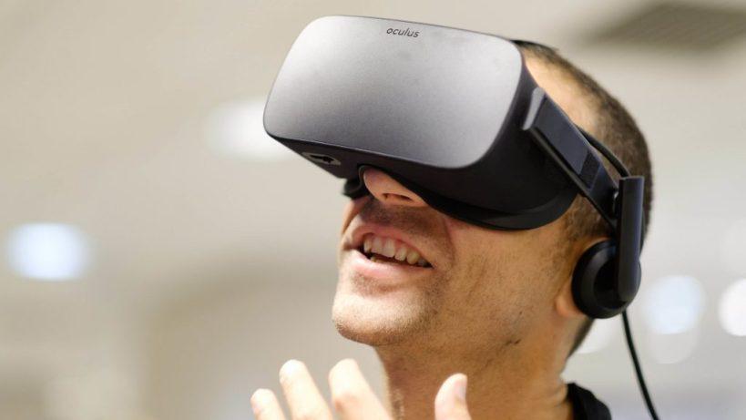 AR VR developments