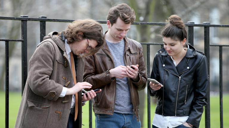 Phone addiction is affecting students' sleep, claims survey