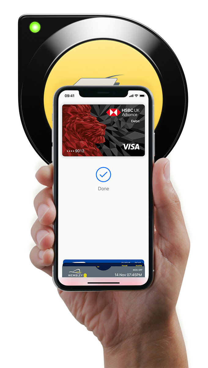 Apple launches Apple Pay Express Transit