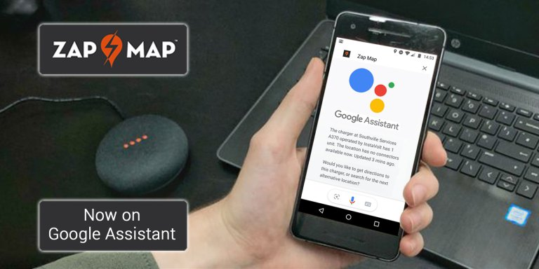 Zap-Map announces voice features for EV charging
