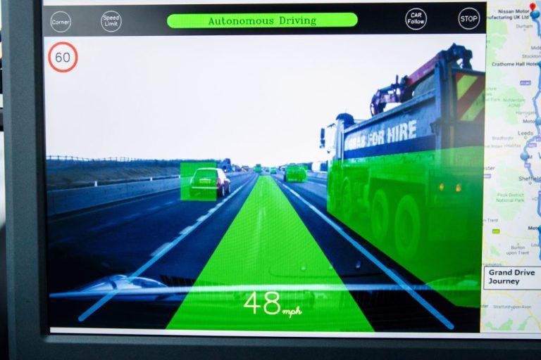 Nissan Leaf completes 230 mile autonomous journey