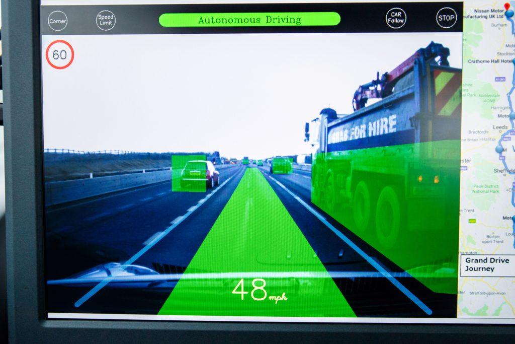 autonomous journey