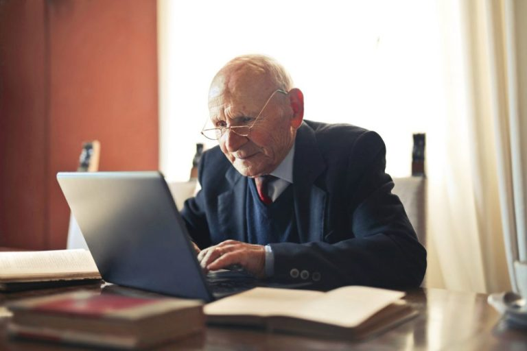 Rise of the grey pound. How businesses can cater for older internet users