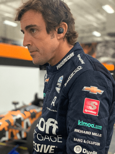 Bang & Olufsen announces collab with F1 Champion Fernando Alonso