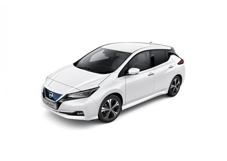 Nissan announces production of MY20 Leaf