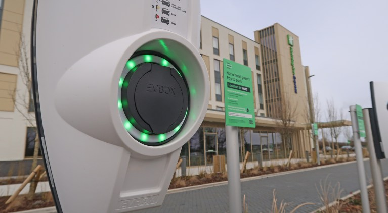 YourParkingSpace and EVBox partner for pre-bookable charging