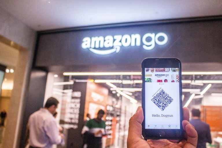 First till-free Amazon Go store to launch in the UK