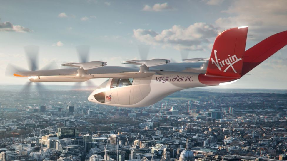 Tech Digest daily roundup: Virgin proposes flying taxi service