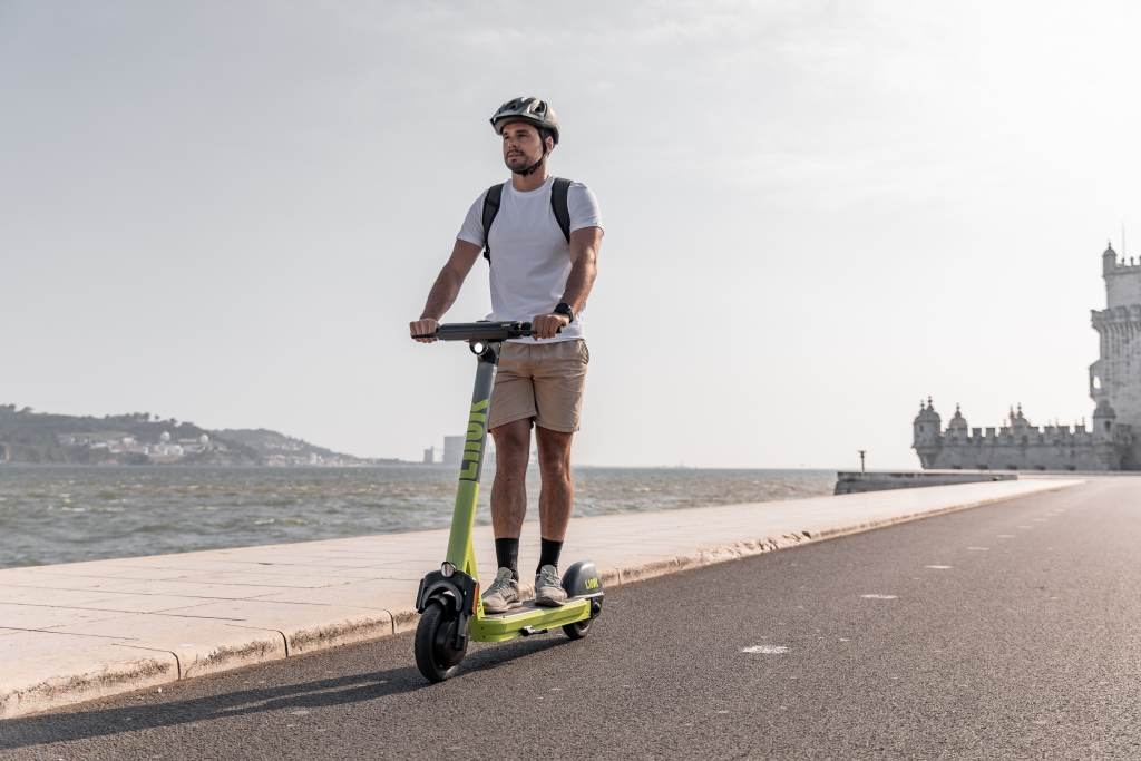 Money off LINK e-scooter rides during European Mobility Week