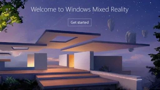 Mix Reality of windows 10