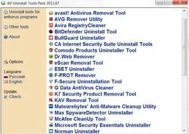 third party antivirus