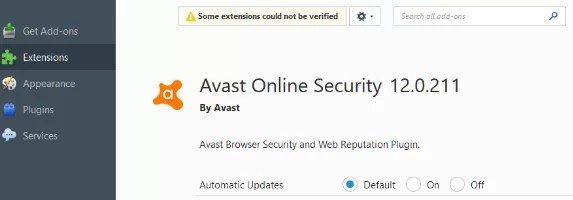 AV online security