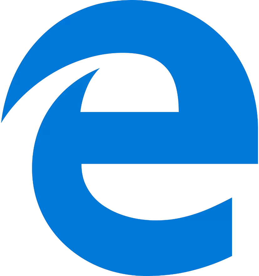 Microsoft Edge Web Broswer
