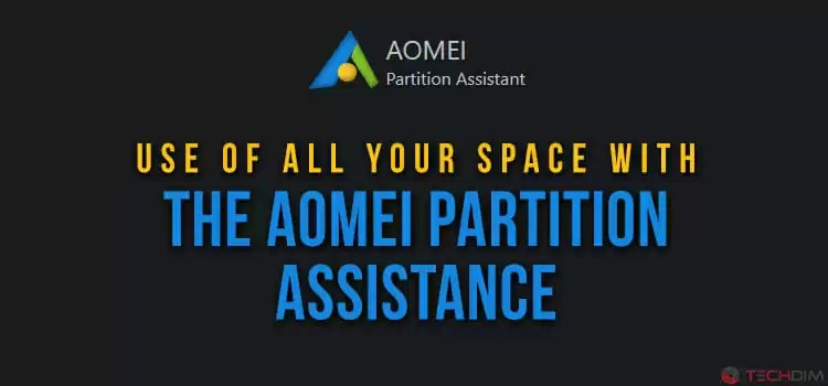 AOMEI Partition Assistance
