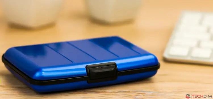 Best RFID sleeves