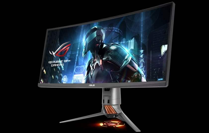 ASUS ROG Swift PG27UQ 4K HDR 144Hz G-Sync Monitor Announced