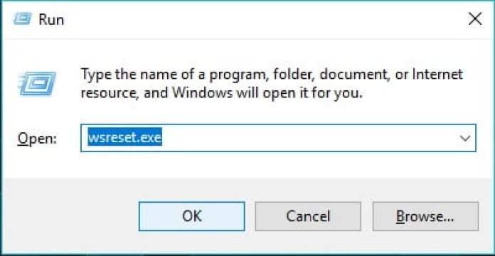 Microsoft Store Errors