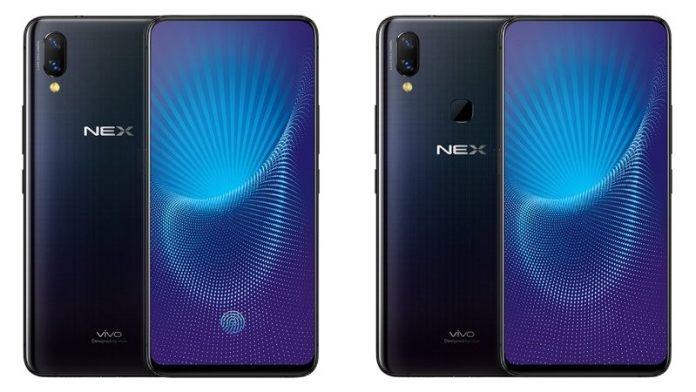 Vivo Nex S Vs OnePlus 6