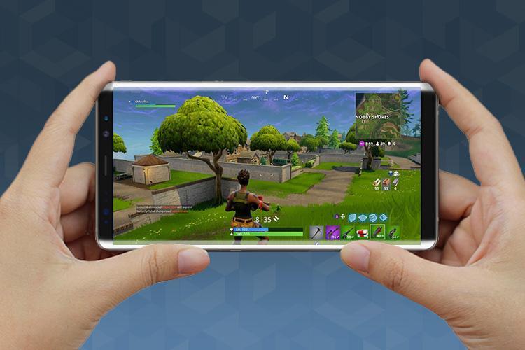 juegos para smartphone fortnite mobile