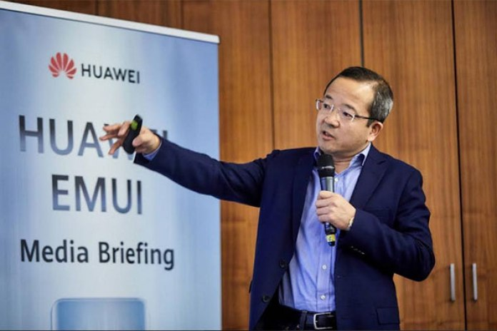 Huawei Caught
