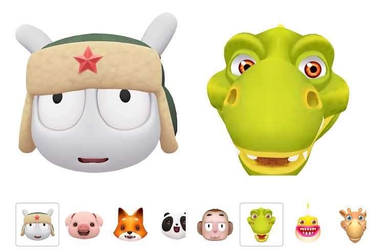 Xiaomi's Mi Moji App Is An Animoji Rip Off [APK DOWNLOAD]