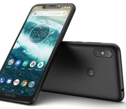 Motorola One Power Android One Phone