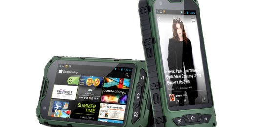 Rugged Android Phones