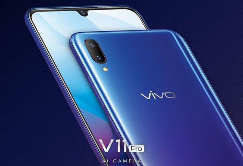 Vivo V11 Pro With Snapdragon 660, In-Display Fingerprint