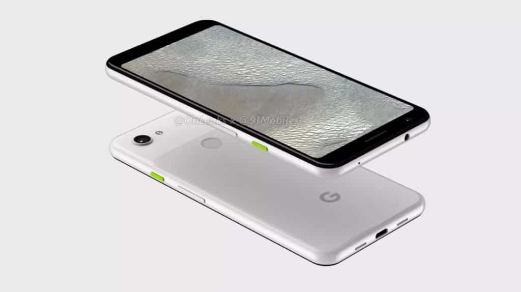 Pixel 3 Lite to launch in early Spring 2019