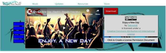 Download Copyright-Free Music
