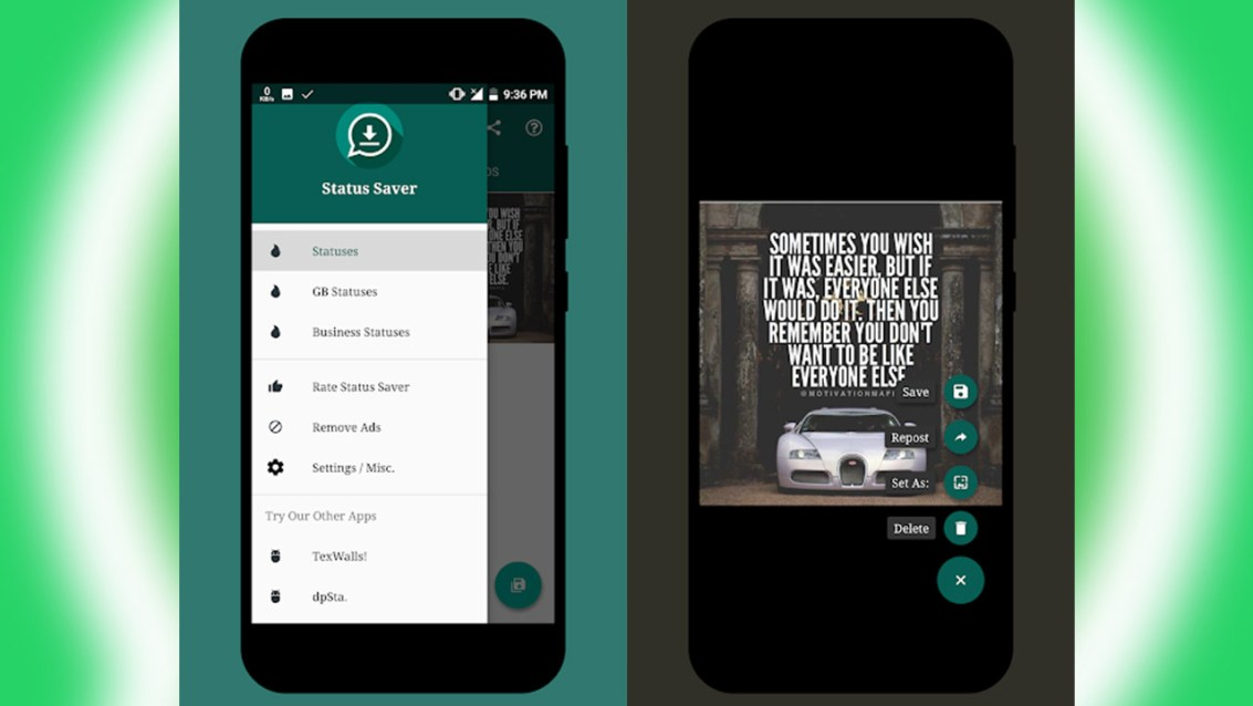 Here Is How To Download Whatsapp Status Photo And Video