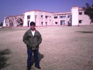 me at IIM I