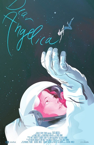 Oculus announced its third Virtual Reality film, Dear Angelica 1