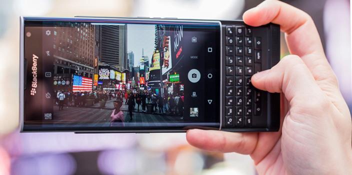 Blackberry to launch Blackberry Priv in Australia