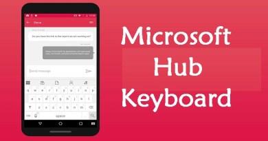 Microsoft Hub Keyboard for Android