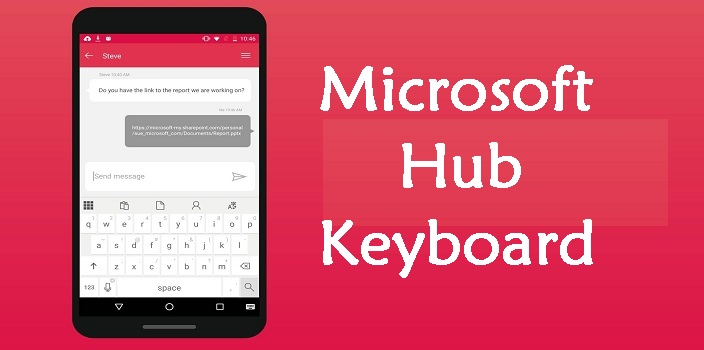 Microsoft Hub Keyboard for Android