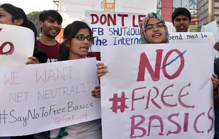 Facebook Net Neutrality