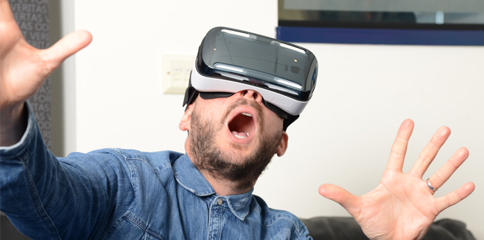 virtual reality nausea motion sickness