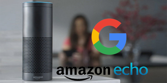 Google said to be working on its own version of Amazon Echo