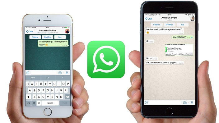 WhatApp's latest update for iOS allows you to save media for specific chats