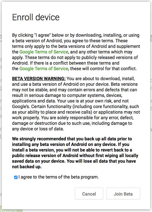 android_beta_program_enroll_waiver