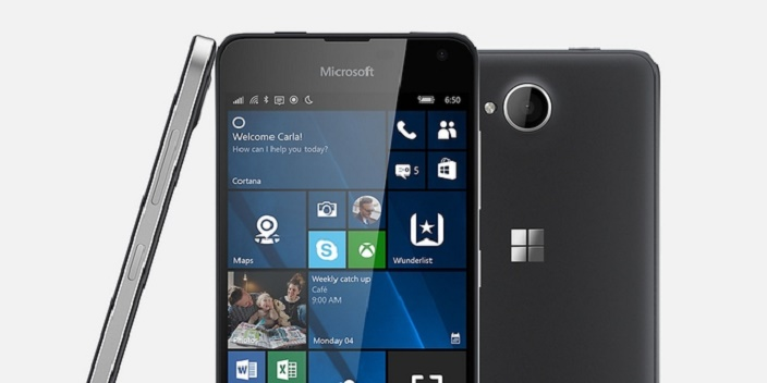 Lumia 650 by Microsoft