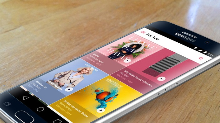 Apple Music for Android now support Videos