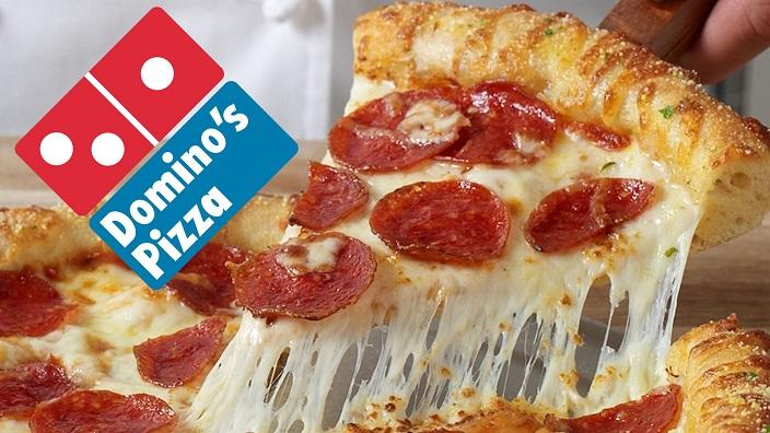 Domino's Zero Click app