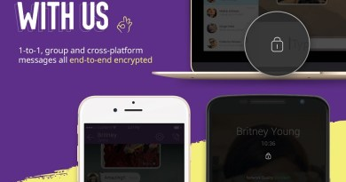 Viber introduces end-to-end encryption and hidden chats