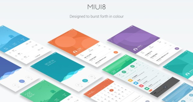 Latest features of MIUI 8