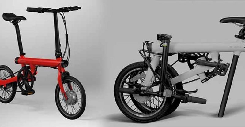 Mi QiCycle Electric Folding bike