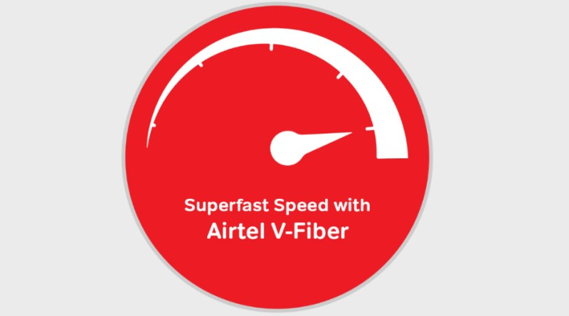 Airtel V-Fiber plans in Chennai