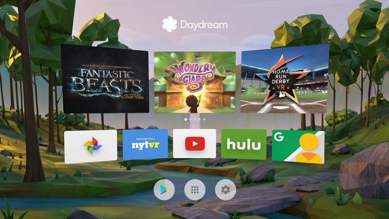 Google launches DayDream VR and YouTube VR in Google PlayStore