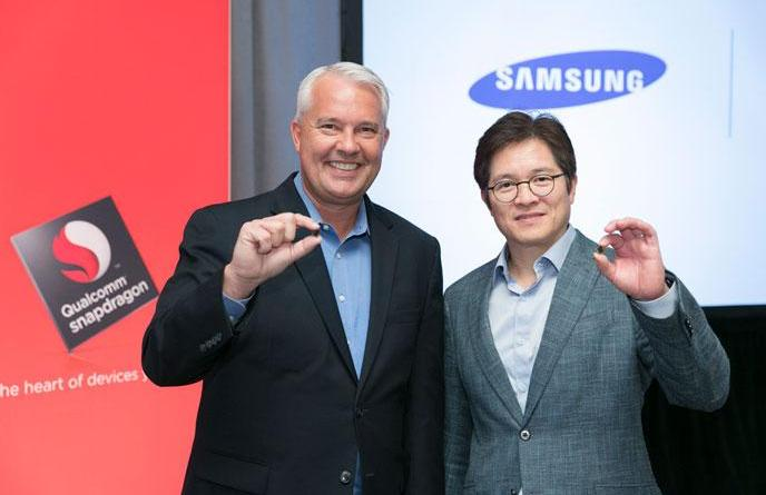 Qualcomm Snapdragon 835 based on Samsung's 10nm process
